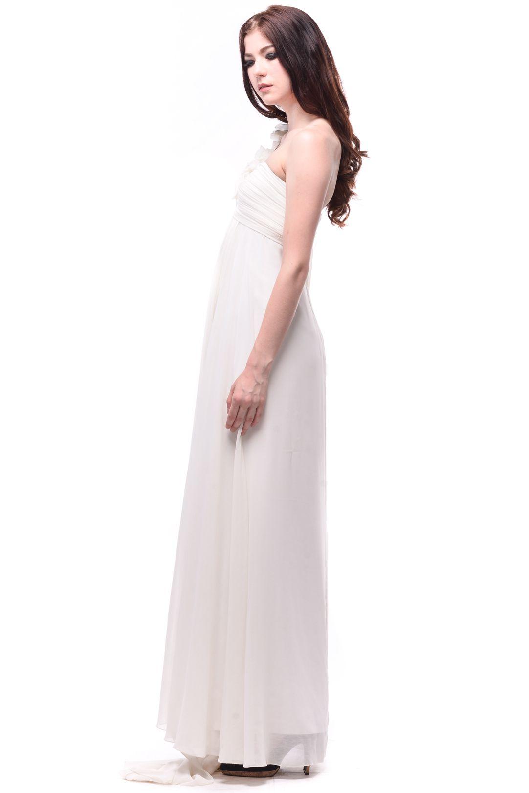 Overlaid Layer Dress