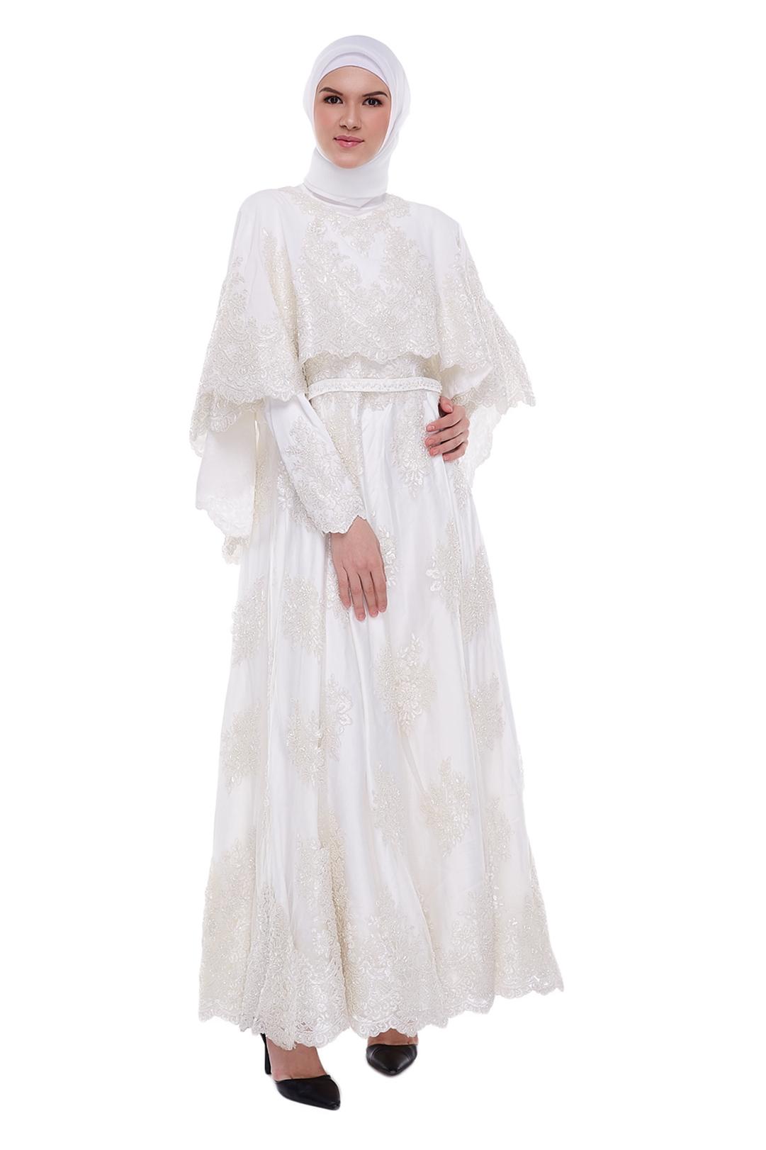 Syari Cape Dress