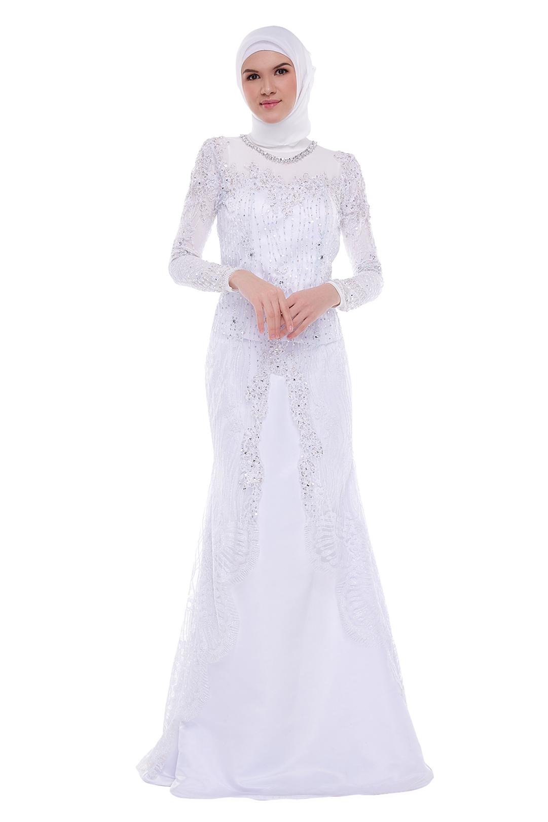 White Kebara Dress