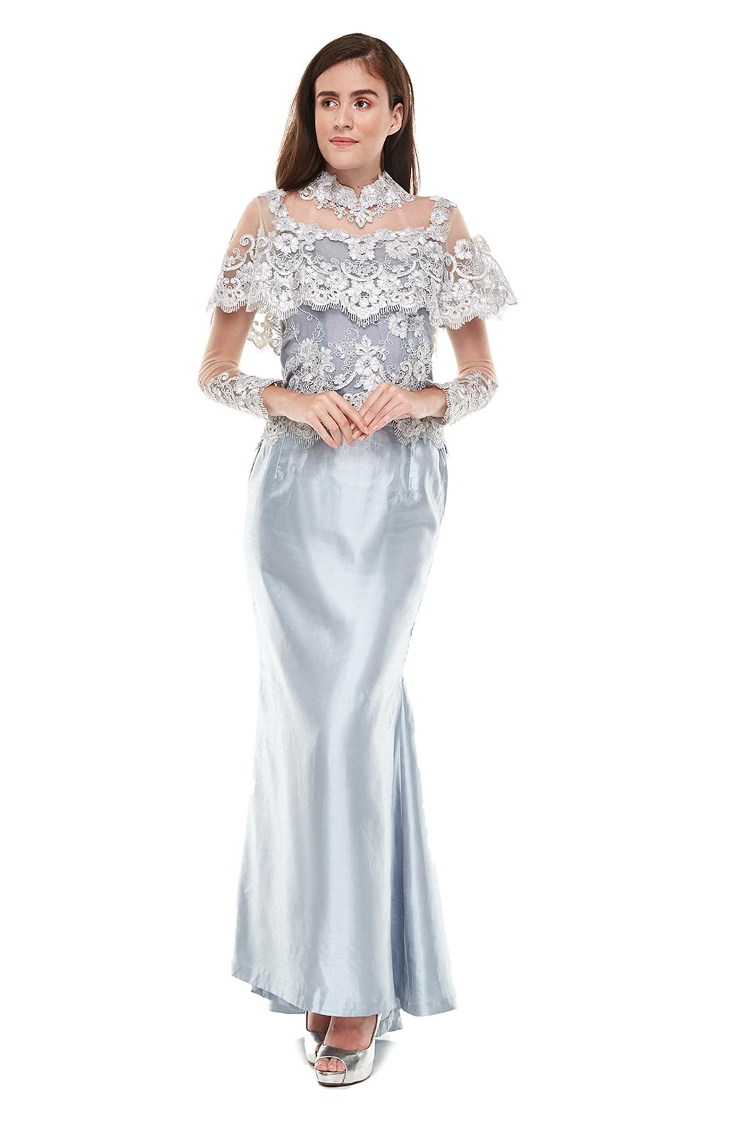 vita grey dress