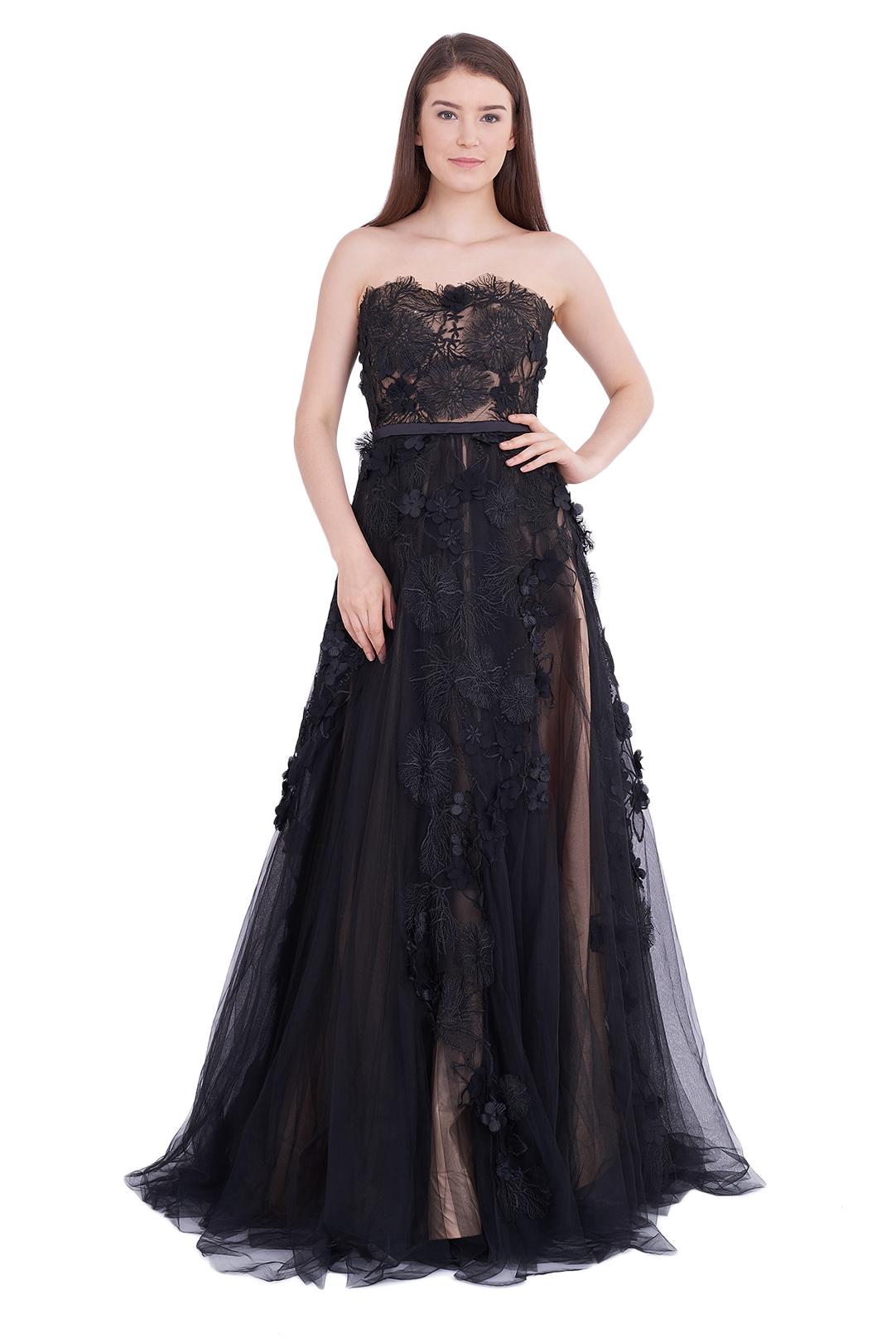 Flowery Glammy Black
