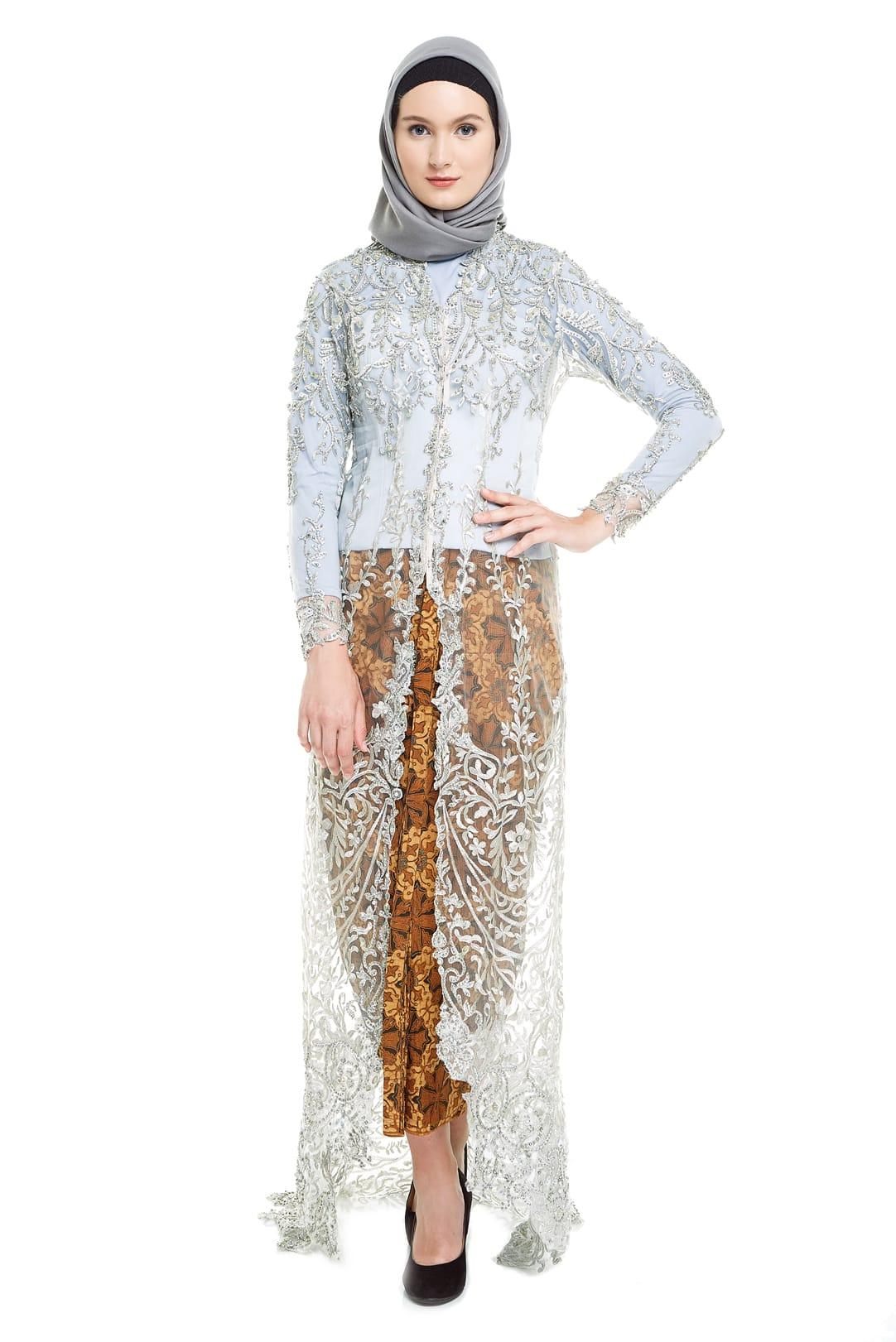 Jasmine Long Kebaya